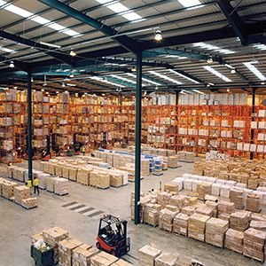 warehouse space in Delhi
